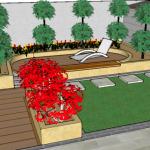 Raheny Garden Drawing
