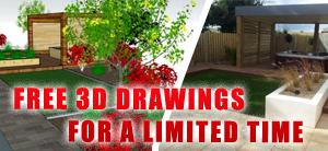 3D Garden