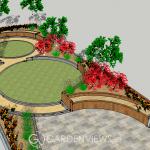 Glasnevin Garden Drawing
