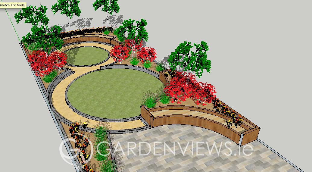 3d garden designs | gardenviews.ie