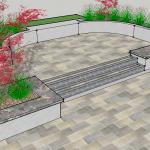 Stillorgan Garden Drawing