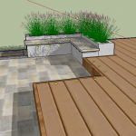 Decking Project Drawing