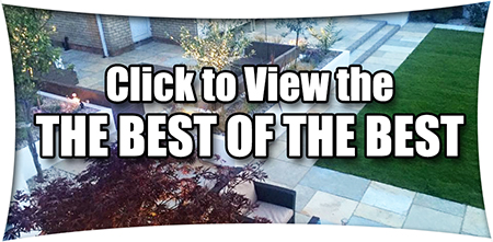 Best of the best garden designs