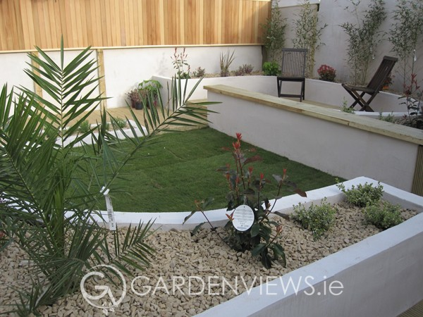 Raheny – City Garden Design | Gardenviews.Ie