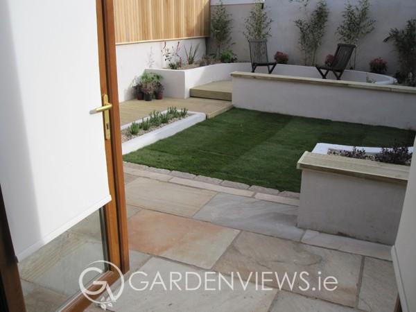 Garden Design Ireland raheny – city garden design | gardenviews.ie