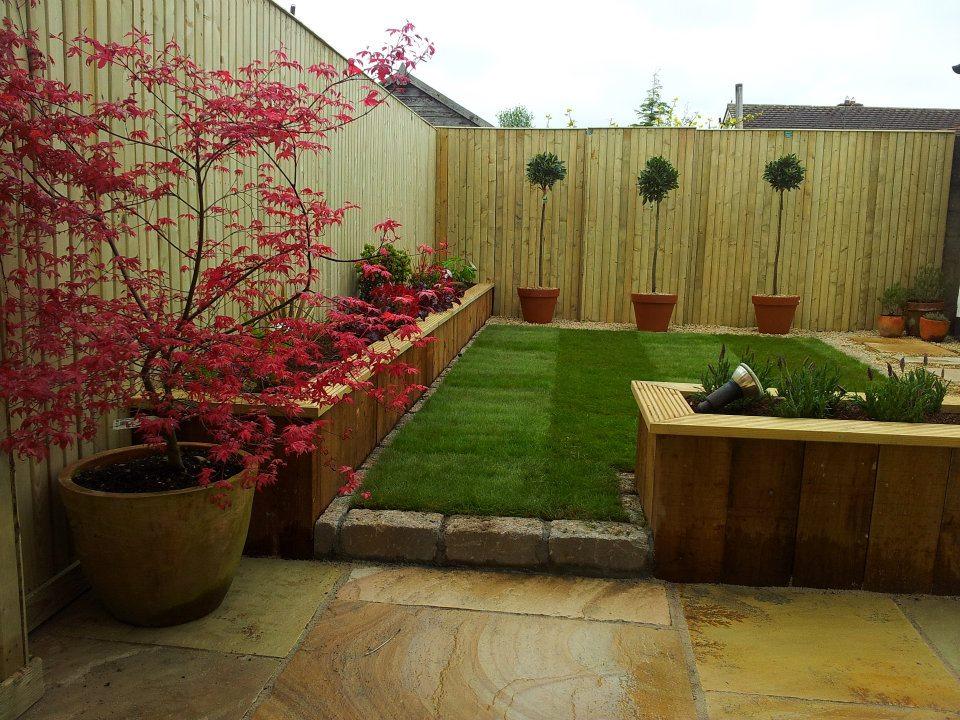 Low Budget Garden Design