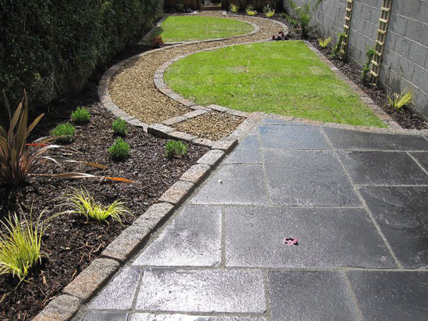 Drumcondra Limestone Patio | Gardenviews.Ie