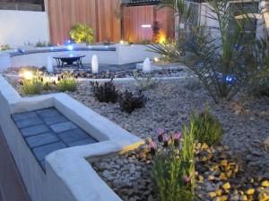 Garden-design-at-night