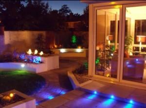 Lights-in-the-garden